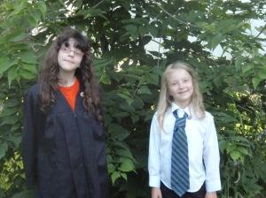 Ravenclaw Kiera, Gryffindor Molly